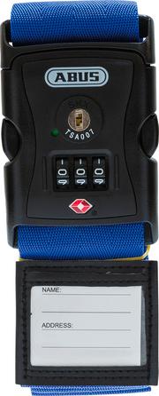 Kofferband 620TSA/192 blau