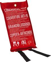 LD1118 Löschdecke 1mx1m