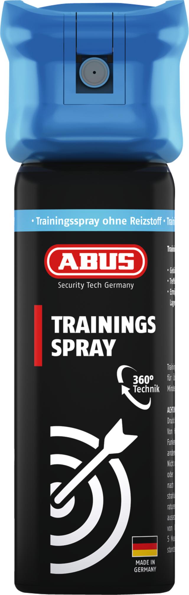 Trainingsspray