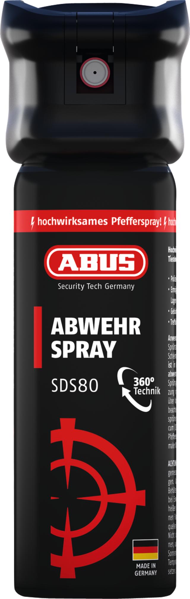 Abwehrspray SDS80