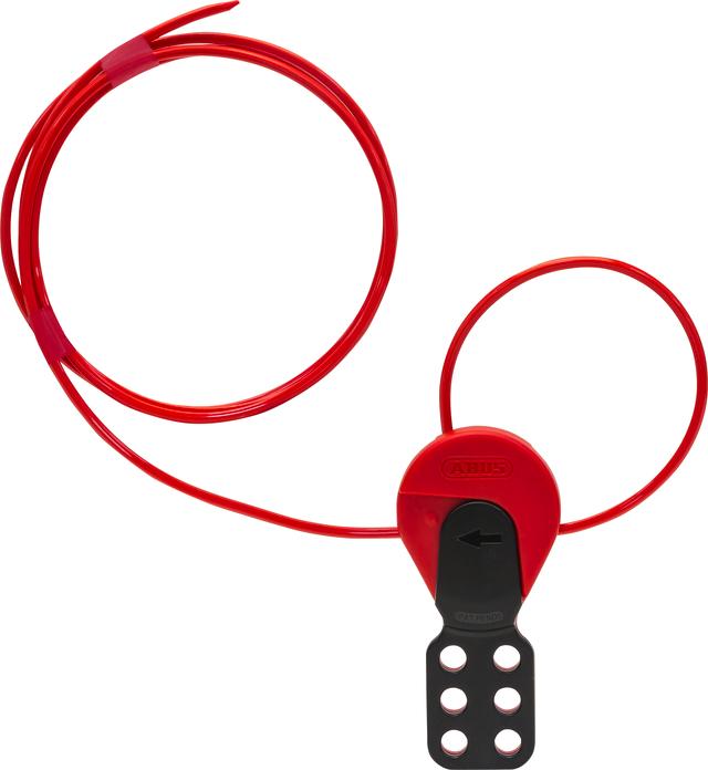 Safelex™ Universal-Kabel-Verriegelung mit Nylonkabel C523-C526