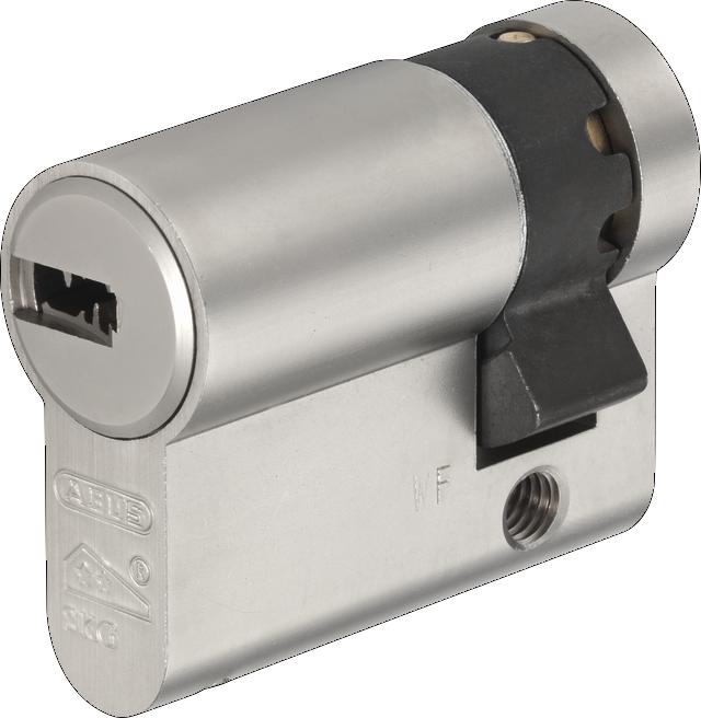 Türzylinder EC550NP 10/30 gl.