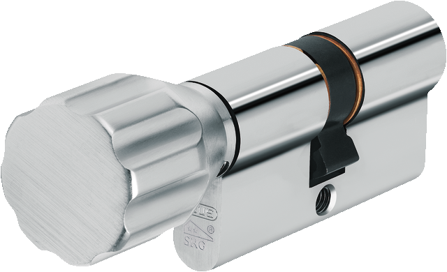 Türzylinder KXP20SN Z60/K45 3333