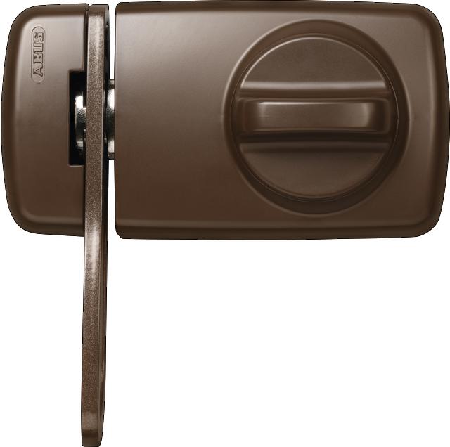 Tür-Zusatzschloss 7030 B EC660 gl.