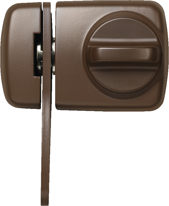 Tür-Zusatzschloss 7530 B EK
