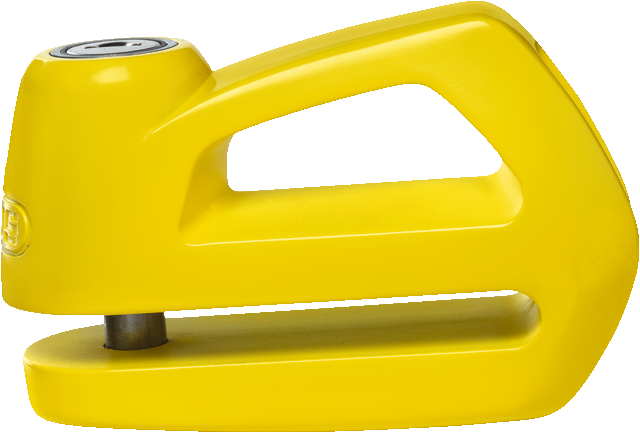 Brake disc lock 290 Element yellow