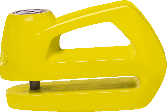 Brake disc lock 285 Element yellow