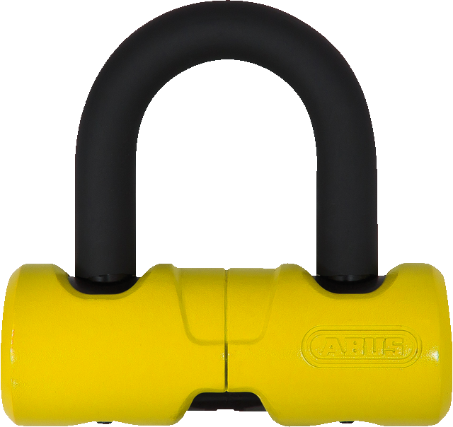 Brake disc lock 405/100HB yellow C/SB