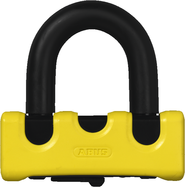 Brake disc lock 67/105HB50 Granit XS yellow
