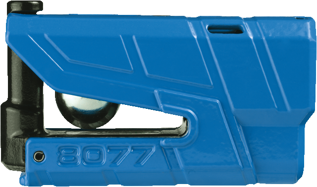 Brake disc lock 8077 Granit Detecto blue
