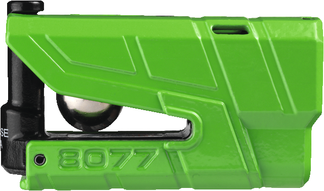 Brake disc lock 8077 Granit Detecto green