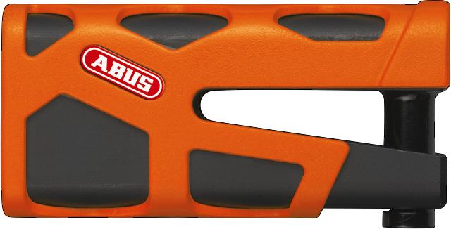 Skivbromslås 77 Granit Sledg web orange