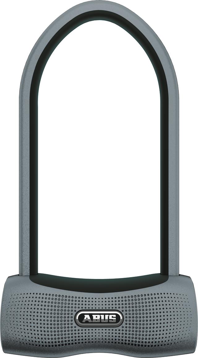 Beugelslot 770A/160HB230 zwart SmartX