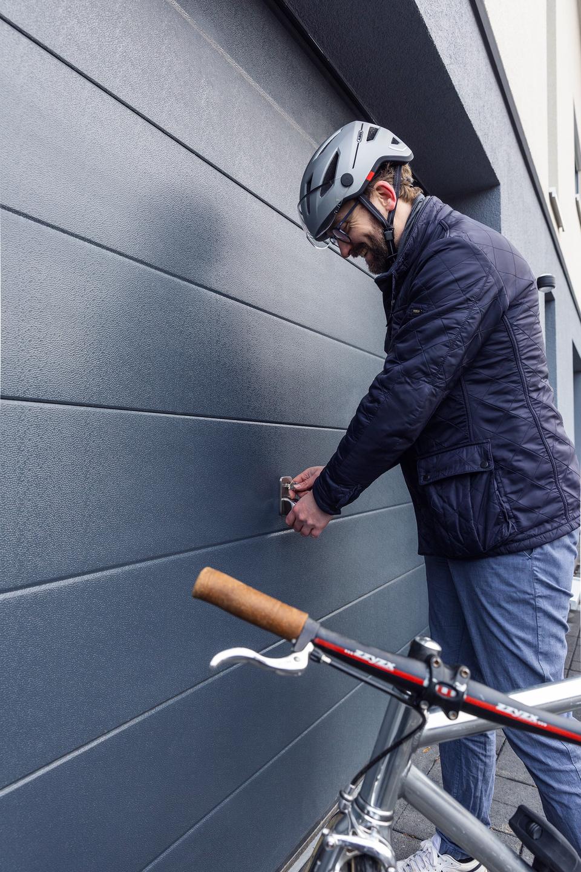 Ein Schlüssel für Garage und Fahrradschloss - mit dem BORDO 6000 PZ