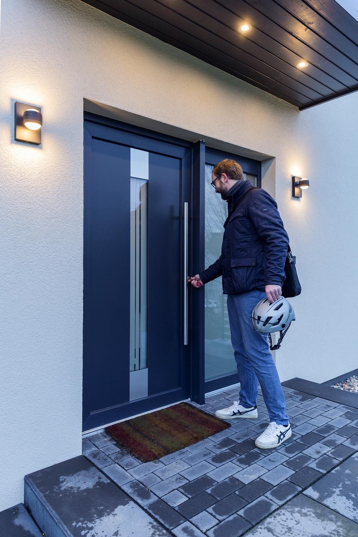 Ein Schlüssel für Haustür und Fahrradschloss - mit dem BORDO 6000 PZ