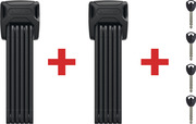 BORDO™ 6000K/90 schwarz + Halter SH Twinset