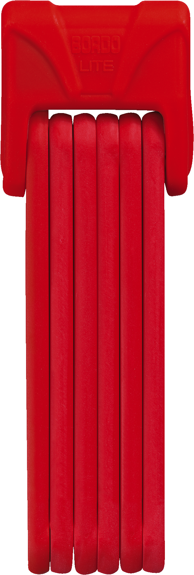 Antivol pliable 6050/85 rouge