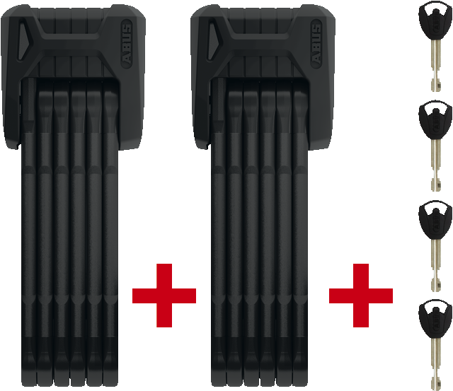 Vikbart lås 6500/85 TwinSet SH