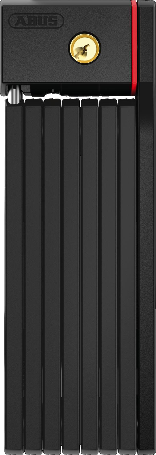 Folding Lock 5700/100 black SH