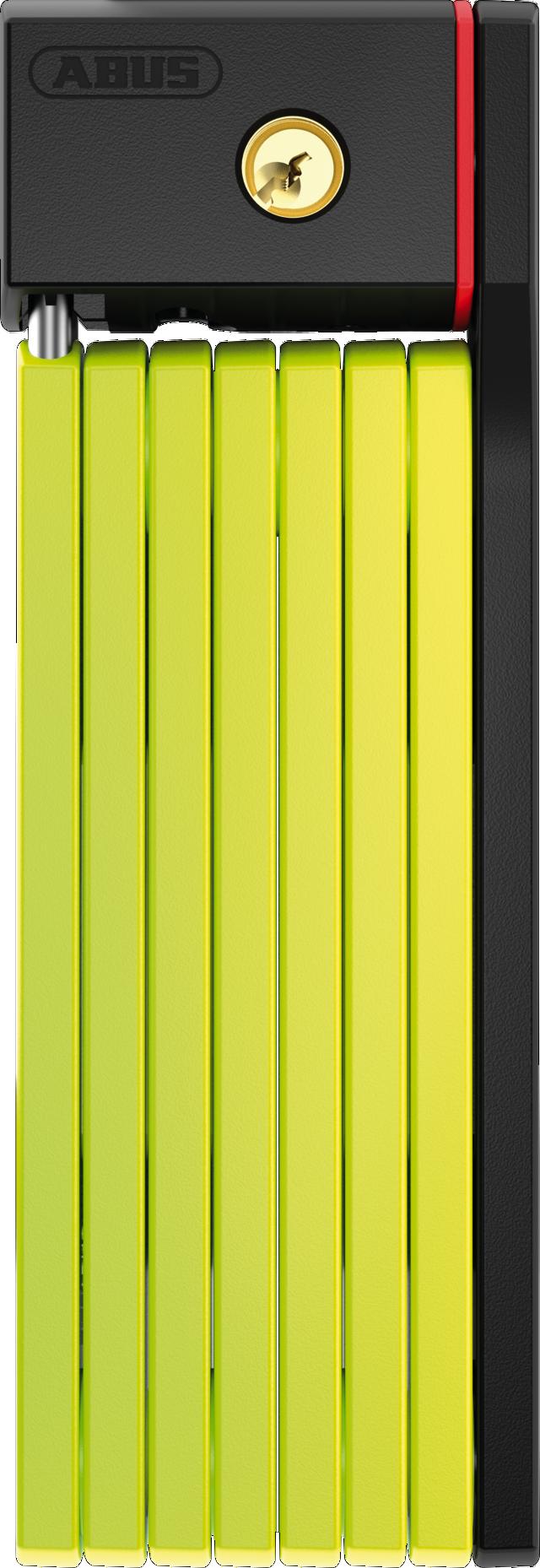 Zapięcie składane 5700/100 limonka SH