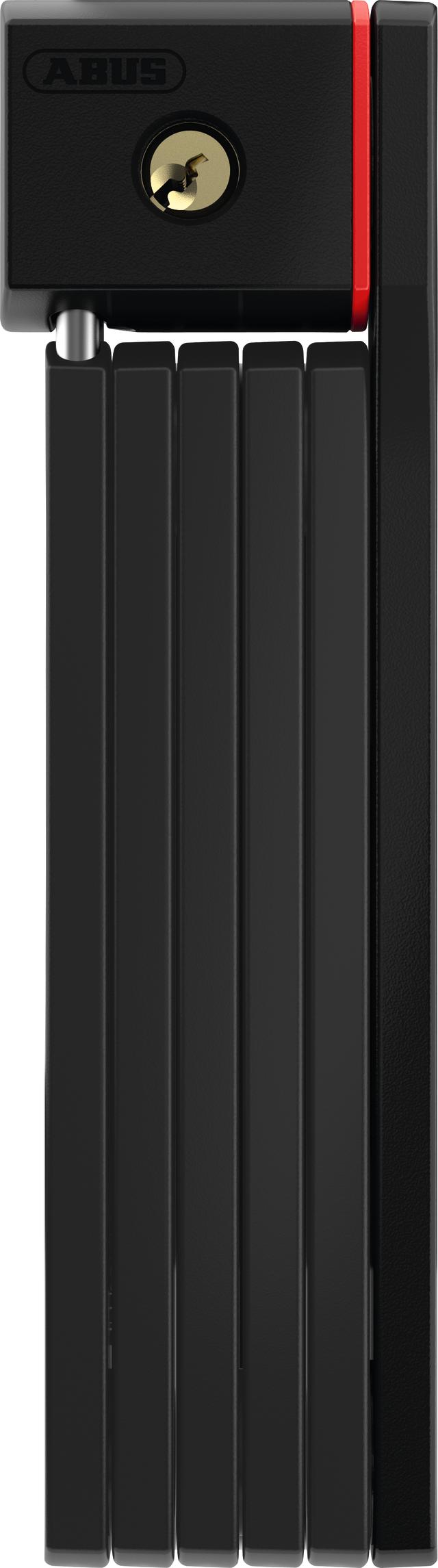 Faltschloss 5700/80 schwarz SH