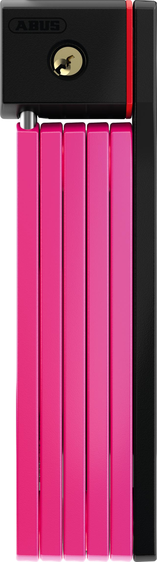 Antifurto pieghevole 5700/80 rosa