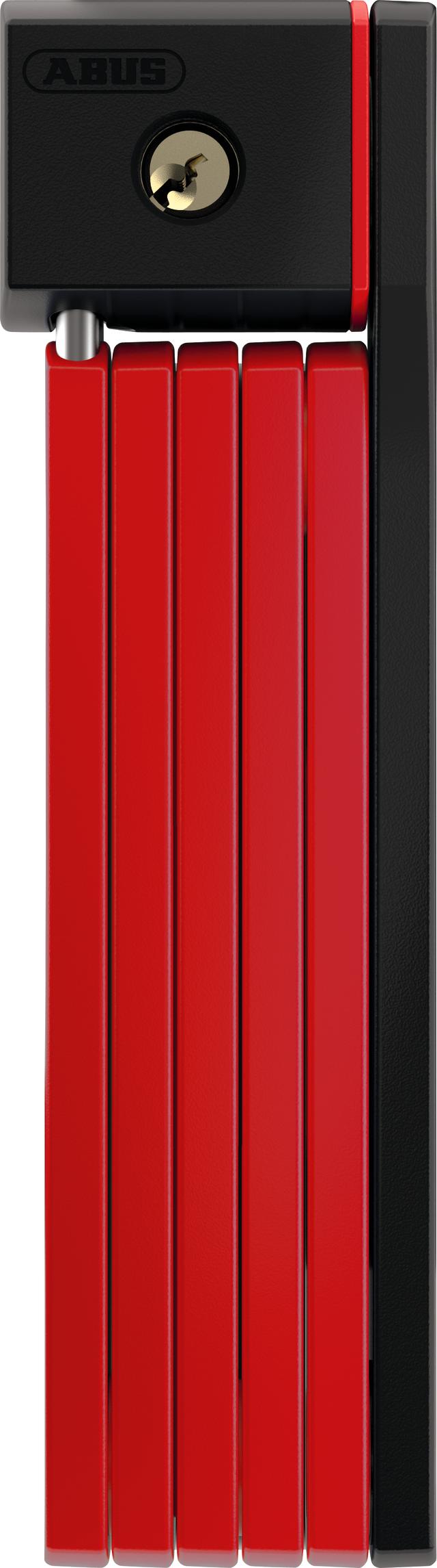 Vikbart lås 5700/80 röd SH