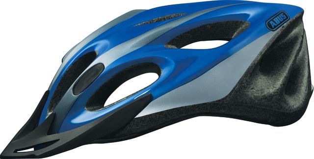 Raxtor race blue utsikt från sidan