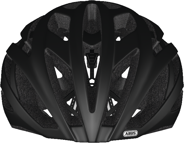 In-Vizz Ascent velvet black front view