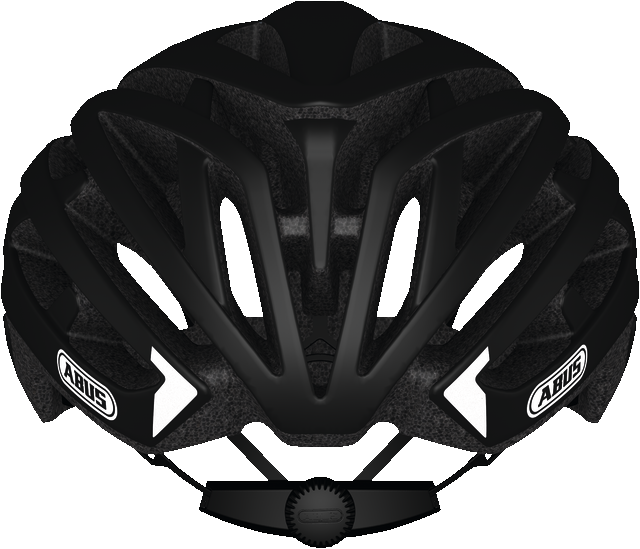 In-Vizz Ascent velvet black back view