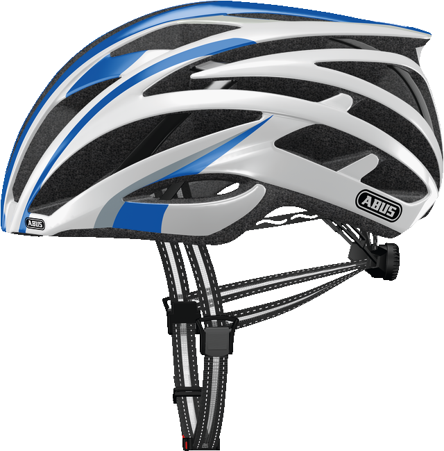 Tec-Tical Pro 2.0 race blue vista laterale