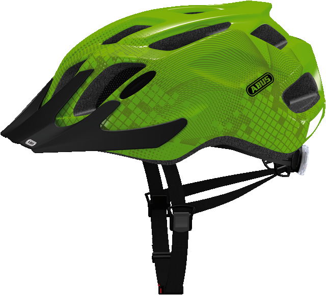 MountX apple green side view