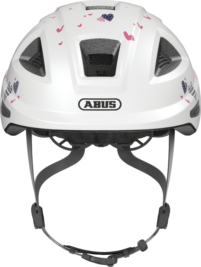 Anuky 2.0 ACE white heart front view
