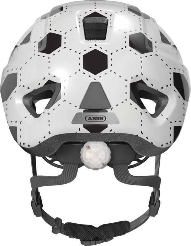 Anuky 2.0 white football back view