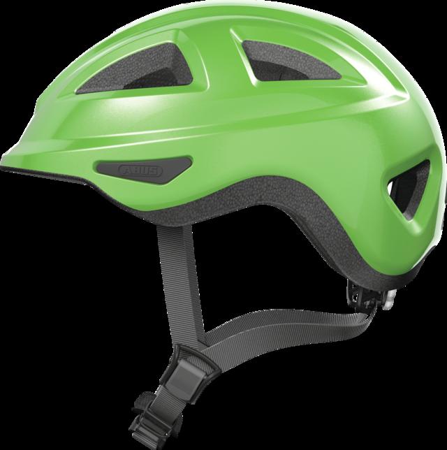 Anuky 2.0 sparkling green Seitenansicht