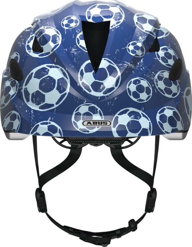 Anuky blue soccer vista frontal