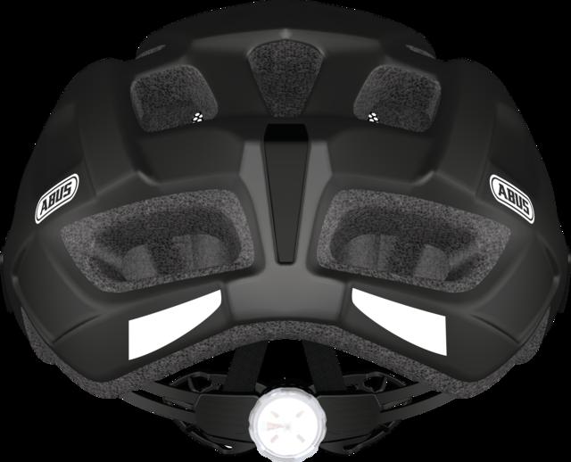 MountX velvet black hátulnézet