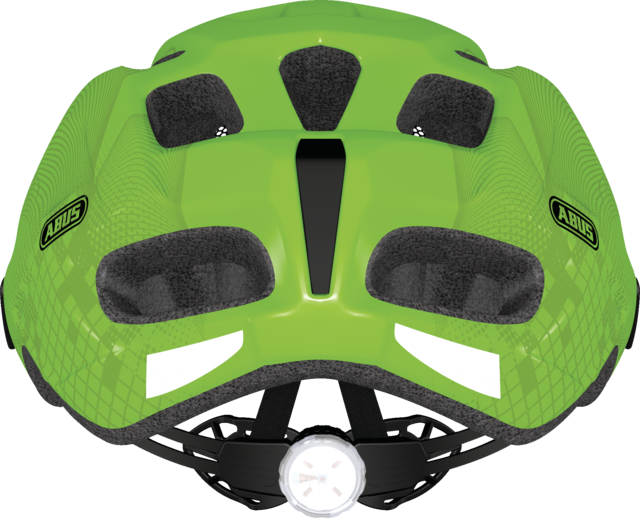 MountX apple green back view