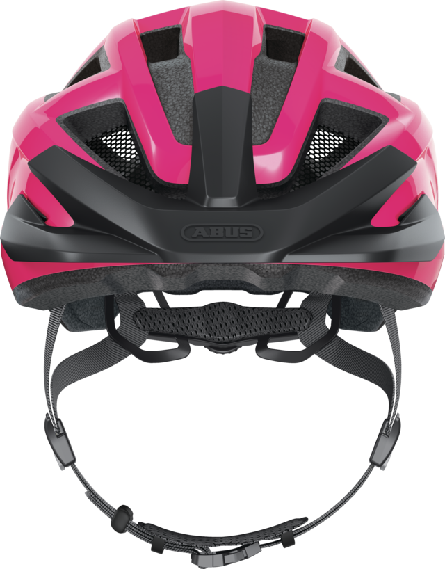MountZ fuchsia pink vue de face