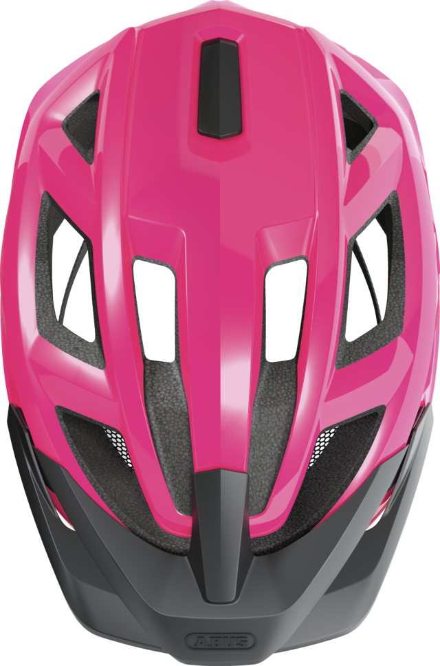MountZ fuchsia pink vue de dessus