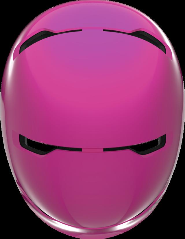 Scraper Kid 3.0 shiny pink widok z góry