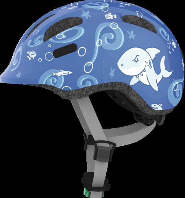 Smiley 2.0 SE Grönt spänne blue sharky S