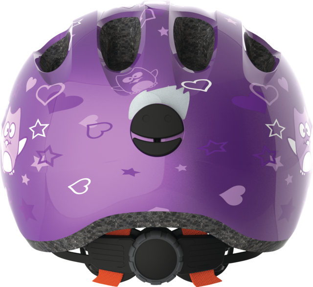 Smiley 2.0 purple star back view