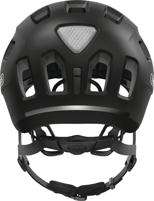 Youn-I 2.0 velvet black vista posteriore