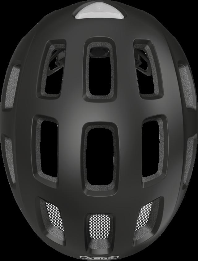 Youn-I 2.0 velvet black vista dall'alto