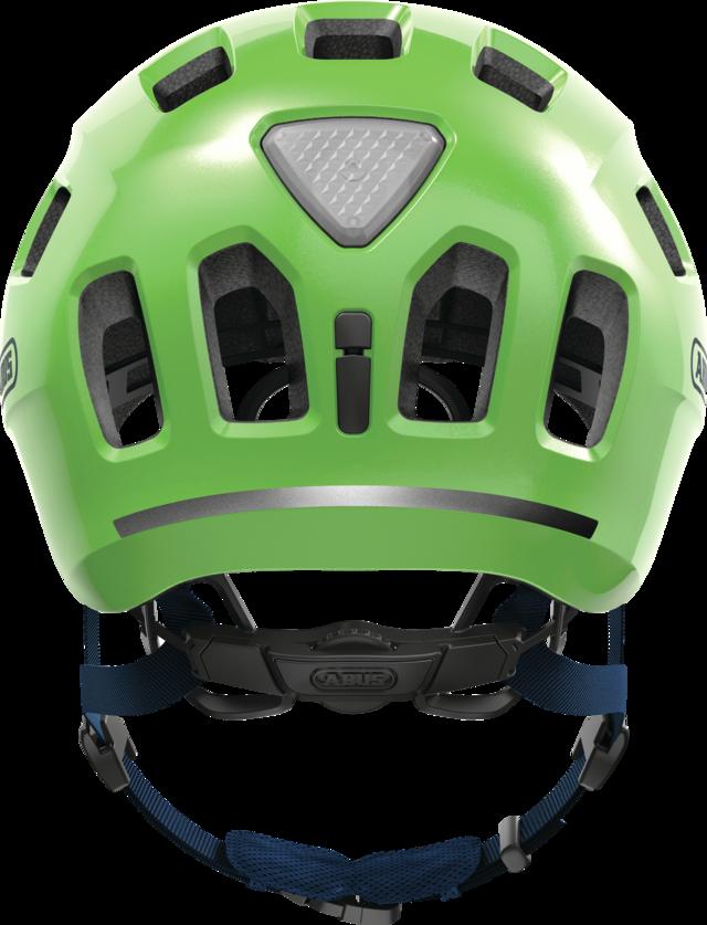 Youn-I 2.0 sparkling green utsikt bakifrån