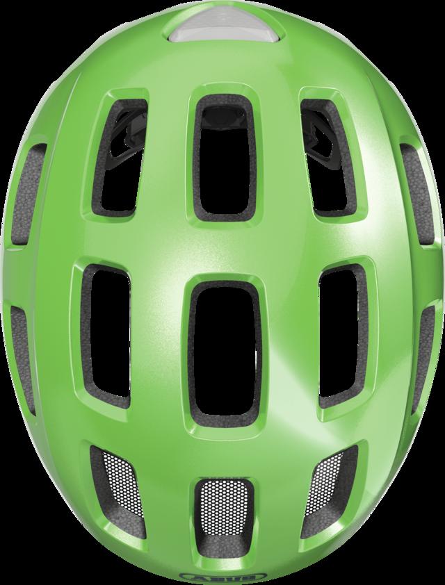 Youn-I 2.0 sparkling green utsikt ovanifrån