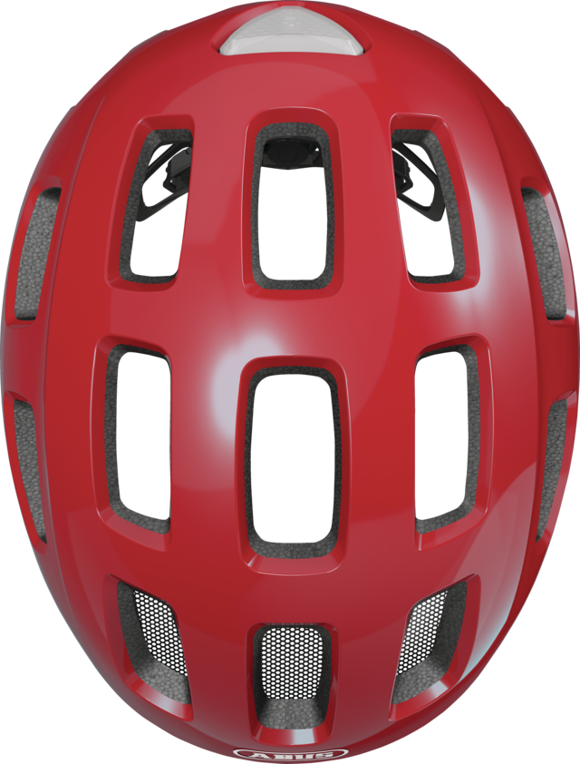Youn-I 2.0 blaze red top view
