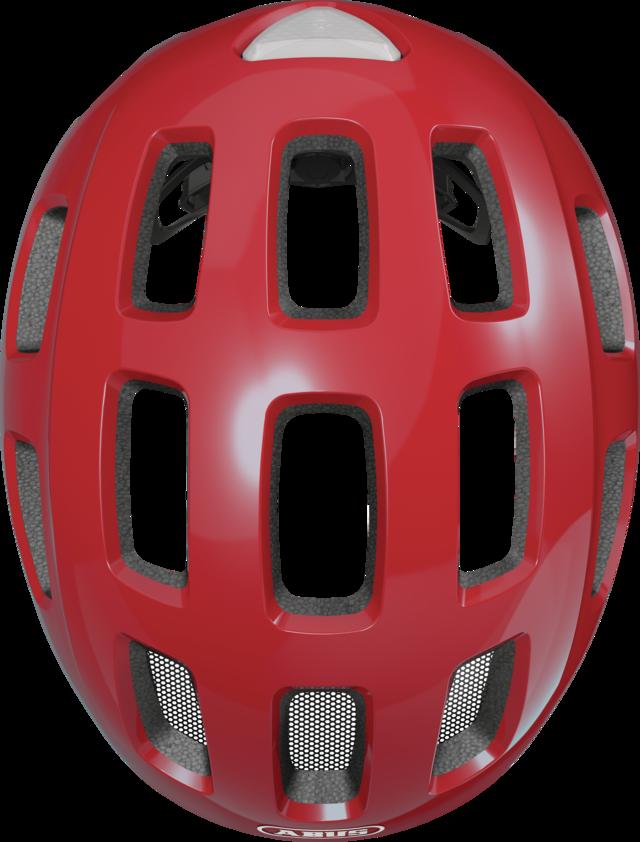 Youn-I 2.0 blaze red utsikt ovanifrån