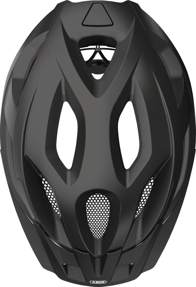 Aduro 2.1 velvet black top view with visor